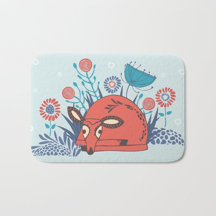 You are Deer to me Bath Mat