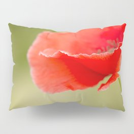Miss you so much Red Poppy #decor #society6 Pillow Sham