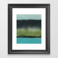 Watercolor_001 Framed Art Print