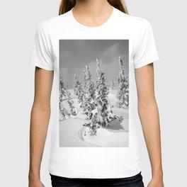 Winter day 26 T-shirt