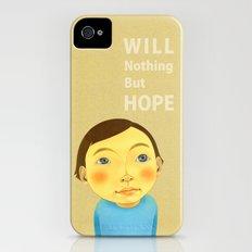 WILL iPhone (4, 4s) Slim Case