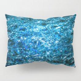 Water Color - Blue Pillow Sham