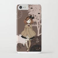 doll iPhone & iPod Cases featuring Doll by Murasaki Sin