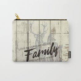 Family of The Deer Carry-All Pouch
