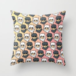 Inuyasha: The Half-Demon and the Girl that lept Through Time  Throw Pillow