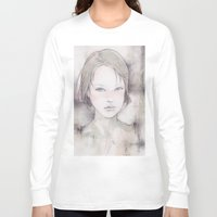 river song Long Sleeve T-shirts featuring song by Shiro