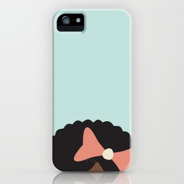 BOW Down iPhone Case