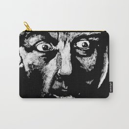Peeping tom portrait Carry-All Pouch