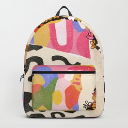 World Full Of Colors Backpack