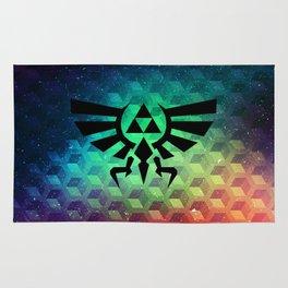 Zelda triforce Rug
