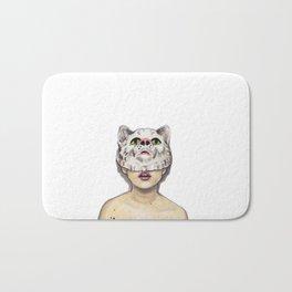 Masked Avenger Bath Mat
