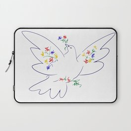 Picasso's Dove Laptop Sleeve