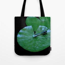 Landing Pad Tote Bag
