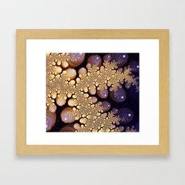 Buttered Popcorn Framed Art Print