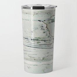 Scratched Paint Travel Mug