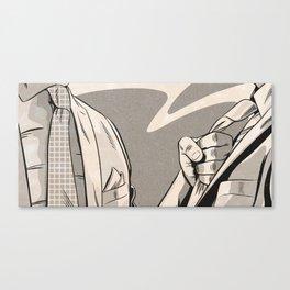 NOIR no.04 (UNDERSTOOD?) Canvas Print