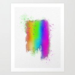 Proud You Art Print