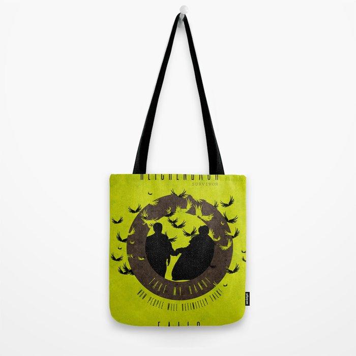 Take My Hand : Sherlock Tote Bag