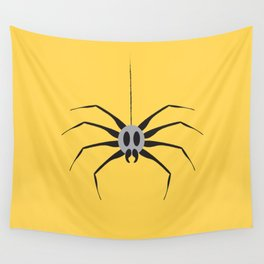 Itsy Bitsy Spider Frank Wall Tapestry
