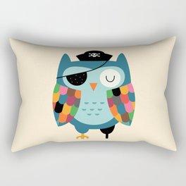 Captain Whooo Rectangular Pillow