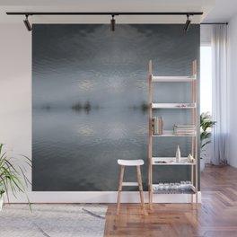 Water Symmetry Wall Mural
