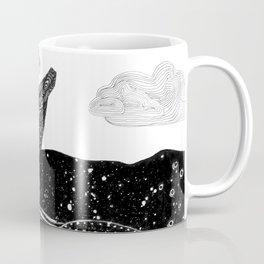 The Shimmering Sea Lights Coffee Mug