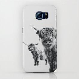 HIGHLAND COW - LULU & SARA iPhone Case