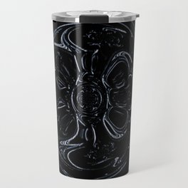 Black Wheel Travel Mug