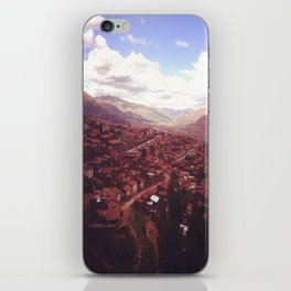Cusco. iPhone Skin