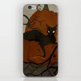 The Pumpkin Patch iPhone Skin