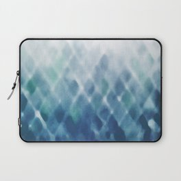 Diamond Fade in Blue Laptop Sleeve