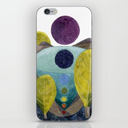 Cosmic Centers iPhone Skin
