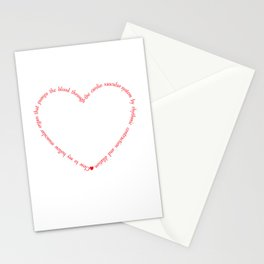 Close To My Heart Slogan Stationery Cards