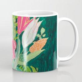 Tiger Vase Coffee Mug