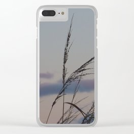 Nod to the Sea Clear iPhone Case