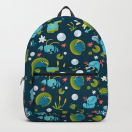 Bubble Beam Backpack