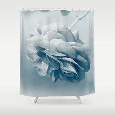Romantic Rose - JUSTART © Shower Curtain