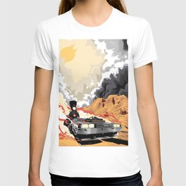 Back to the Future III (Three) T-shirt
