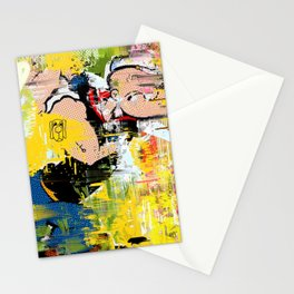 A Message Stationery Cards