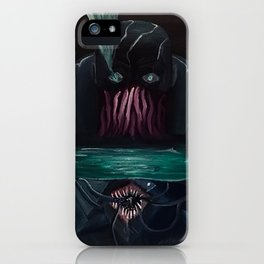 Blood Harbor Ripper iPhone Case