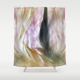 Feather Dancers Shower Curtain