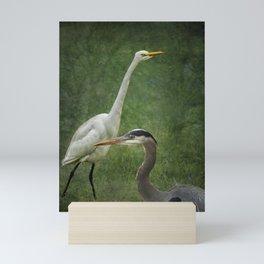 The Greats Mini Art Print