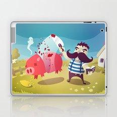 Cut de Pig Laptop & iPad Skin