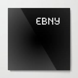 Ebony (BLCK #3) Metal Print