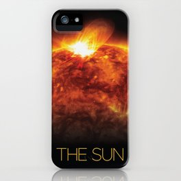 Solar System and Beyond: Sun iPhone Case