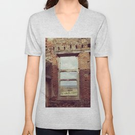 Mansion Window Unisex V-Neck