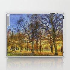 Greenwich Park London Art Laptop & iPad Skin