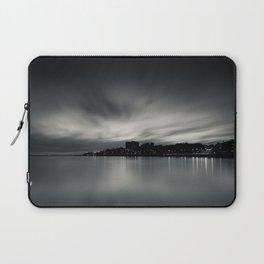 Sunset over Porto. Foz do Douro, Porto, Portugal. Laptop Sleeve