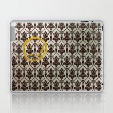 Sherlock Wallpaper Light Laptop & iPad Skin