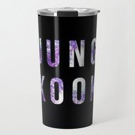 Jungkook BTS Travel Mug